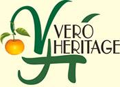 The Heritage Center and Indian River Citrus Museum, -Vero Beach, Florida - Vero Heritage Inc. is a non-profit organization dedicated to promoting the preservation of historic buildings in our community and to heightening public awareness of our local heritage and historic preservation. Logo